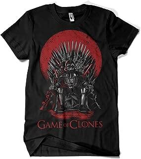 Camisetas La Colmena, 035 - Game of Thrones - Game of Clones