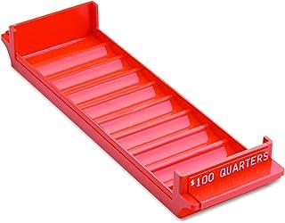 MMF Industries Coin Tray - Orange, 1 Each (212082516)