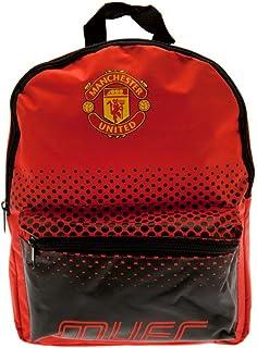 Manchester United FC Childrens/Kids Fade Design Backpack