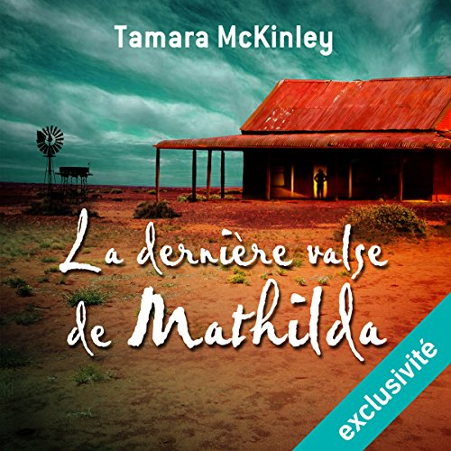 La dernière valse de Mathilda audiobook cover art