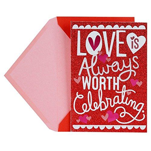 Hallmark - Tarjeta de felicitación para el día de San Valentín