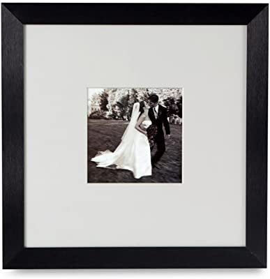 Amazon.com - Americanflat FBA_MK-PD3-810-BK Black Picture Frame ...