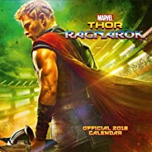 Best thor ragnarok calendar 2018 Reviews