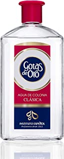 Gotas De Oro Colonia Clásica 600 ML Pack de 1