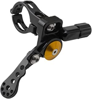 SYCOOVEN Mountain Bike Seatpost Dropper Remote Lever, Universal Adjustable Removable Bicycle Seatpost Remote Lever Shifter...