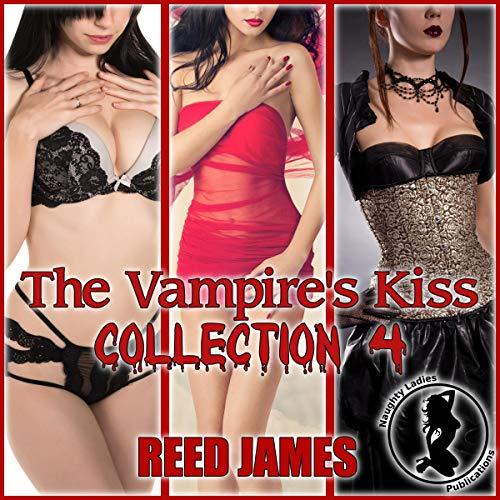 Page de couverture de The Vampire's Kiss: Collection 4