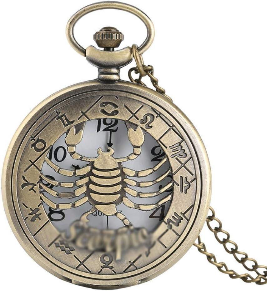 XJJZS Mechanical Pocket Watch for Japan's largest assortment shop Case Women Engraved Men Arabic