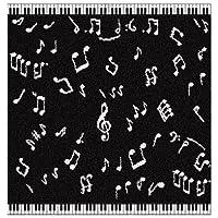 Abeille 今治タオル ハンカチ 音符 AOTM-651