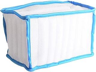 OSALADI Shoes Laundry Bag Mesh Wash Bag Washing Mechine Dryer Mesh Bag Travel Storage Organize Bags for Shoes Sneakers Sli...