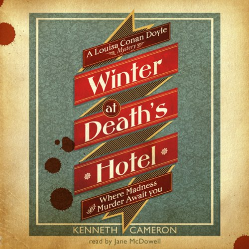 Winter at Death's Hotel cover art