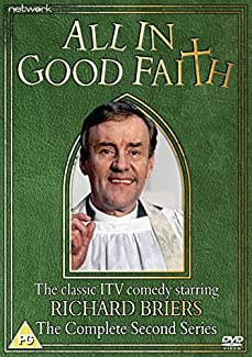 All In Good Faith - The Complete Second Series