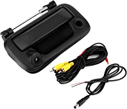 $55 » SANON Reversing Camera Kit, Car Parking Assist Systems Tailgate Handle Backup Reverse Camera Fit for Ford F150 F250 F350 F450 F550 F650 F750