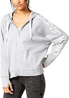 Calvin Klein Performance Womens Sweatshirt Fitness Hoodie