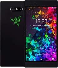 $499 » Razer Phone 2 (New): Unlocked Gaming Smartphone – 120Hz QHD Display – Snapdragon 845 – Wireless Charging – Chroma – 8GB RAM - 64GB - Satin Black (Renewed)