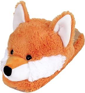 Image of Fox Slippers for Women