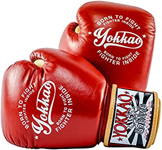 yokkao vintage gloves