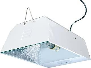 Hydrofarm SBS150 Sunburst HPS Grow Light Reflector, Without Bulb, 150-watt