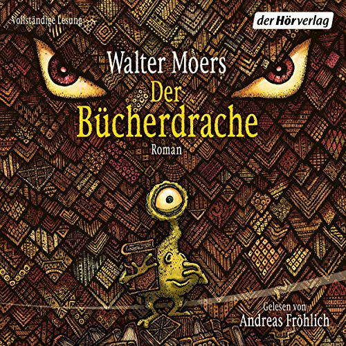 Der Bücherdrache audiobook cover art