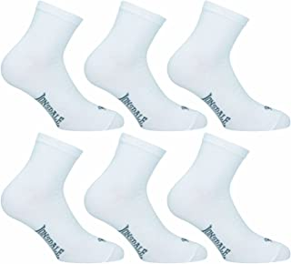 Lonsdale Quarter 6 Pairs of socks, excellent quality of cotton