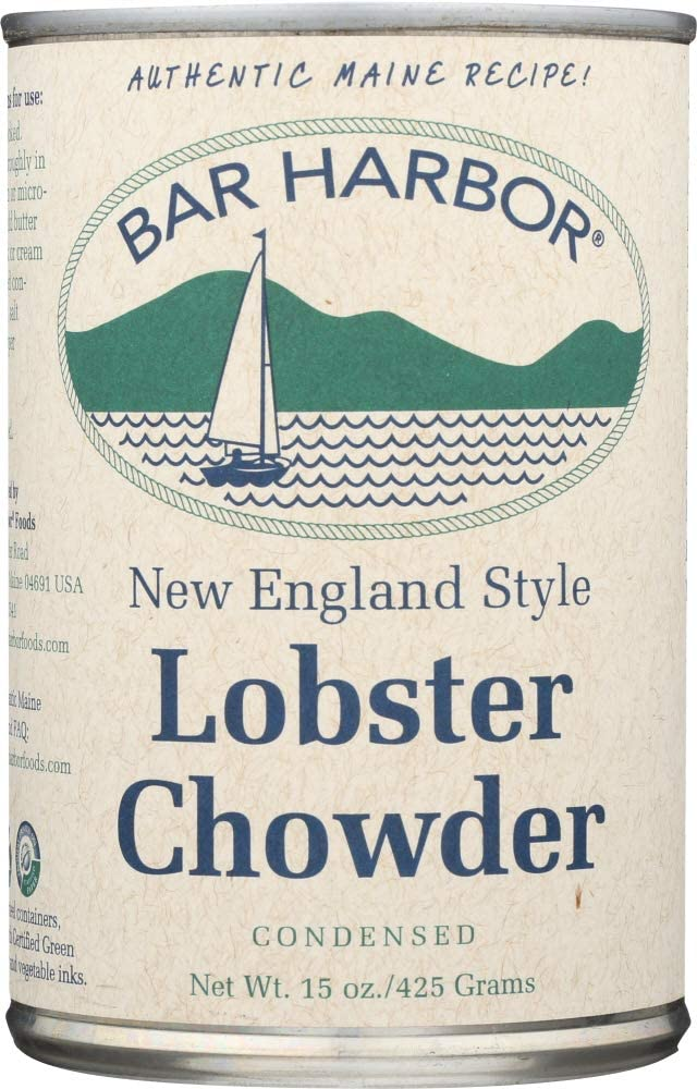 Bar Harbor NOT A CASE New Na Lobster Department store England Style All Be super welcome Chowder