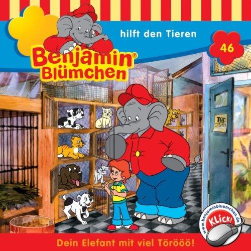 Benjamin hilft den Tieren Titelbild