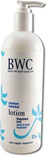 Beauty Without Cruelty Body Lotion Botanical F/F 16 Fz