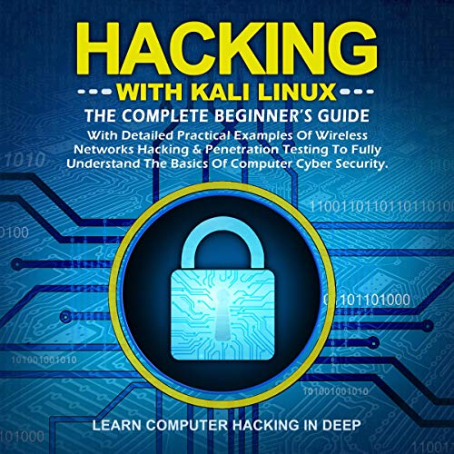 Hacking with Kali Linux Titelbild