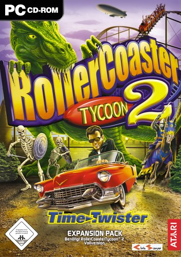 Rollercoaster Tycoon 2: Time Twister (Add-on)