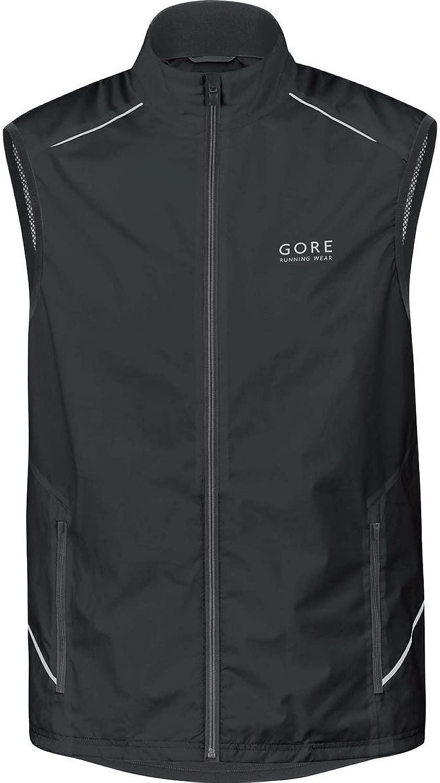 Gore Running Wear Essentialアクティブシェルベスト