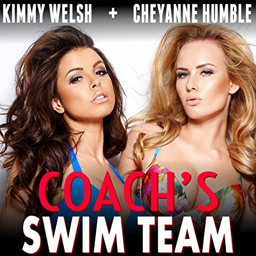 Coach's Swim Team audiobook cover art
