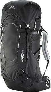 Gregory Mountain Products Denali 75 Liter Backpack, Basalt Black