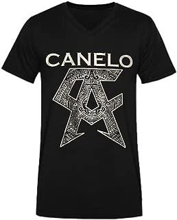 DIYCloTH Men's Santos Saul alvarez Barragan Short V T-shirt