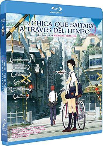 La Chica Que Saltaba A Través Del Tiempo Blu-Ray [Blu-ray]