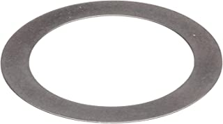 C1074//C1095 Spring Steel Round Shim Pack of 25 Mill ASTM A684 0.5mm Thickness Unpolished Finish 25mm OD 18mm ID Spring Temper