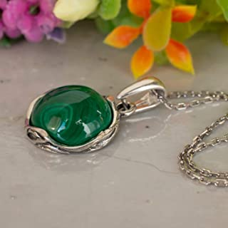 Best sterling silver malachite bracelet Reviews