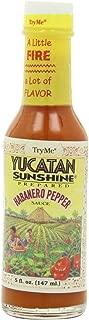 Best yucatan sunshine habanero hot sauce Reviews