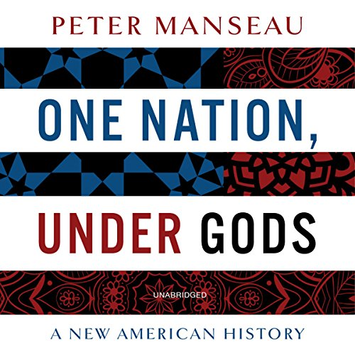 One Nation, Under Gods audiobook cover art