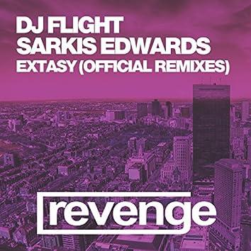 Extasy (Official Remixes)