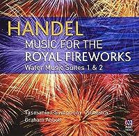Handel-Music for the Royal Fireworks
