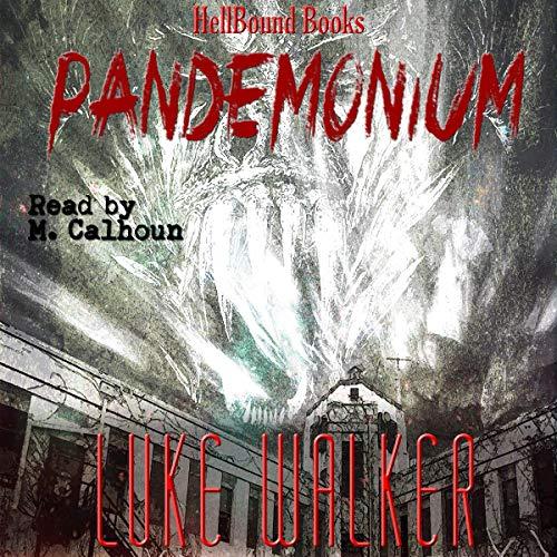 Pandemonium Audiobook By Luke Walker cover art