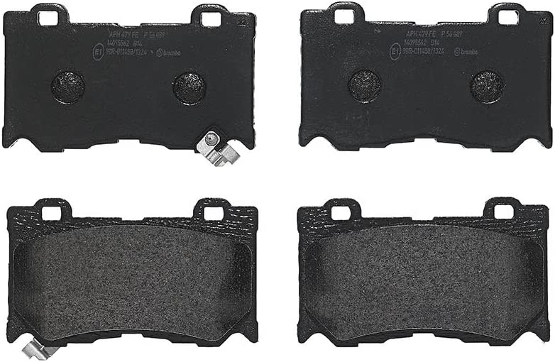 Brembo P56089 販売期間 限定のお得なタイムセール Disc Pad 予約販売品 Brake Set