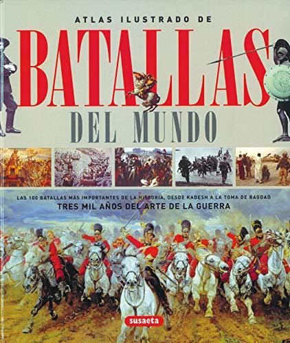 Batallas Del Mundo,Atlas Ilustrado