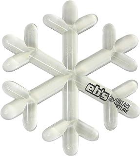 18-19 eb's スノーボード デッキパッド STOMP SNOWCRYSTAL エビス