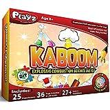 Playz KABOOM! Explosive Science Kit for Kids - 25+...