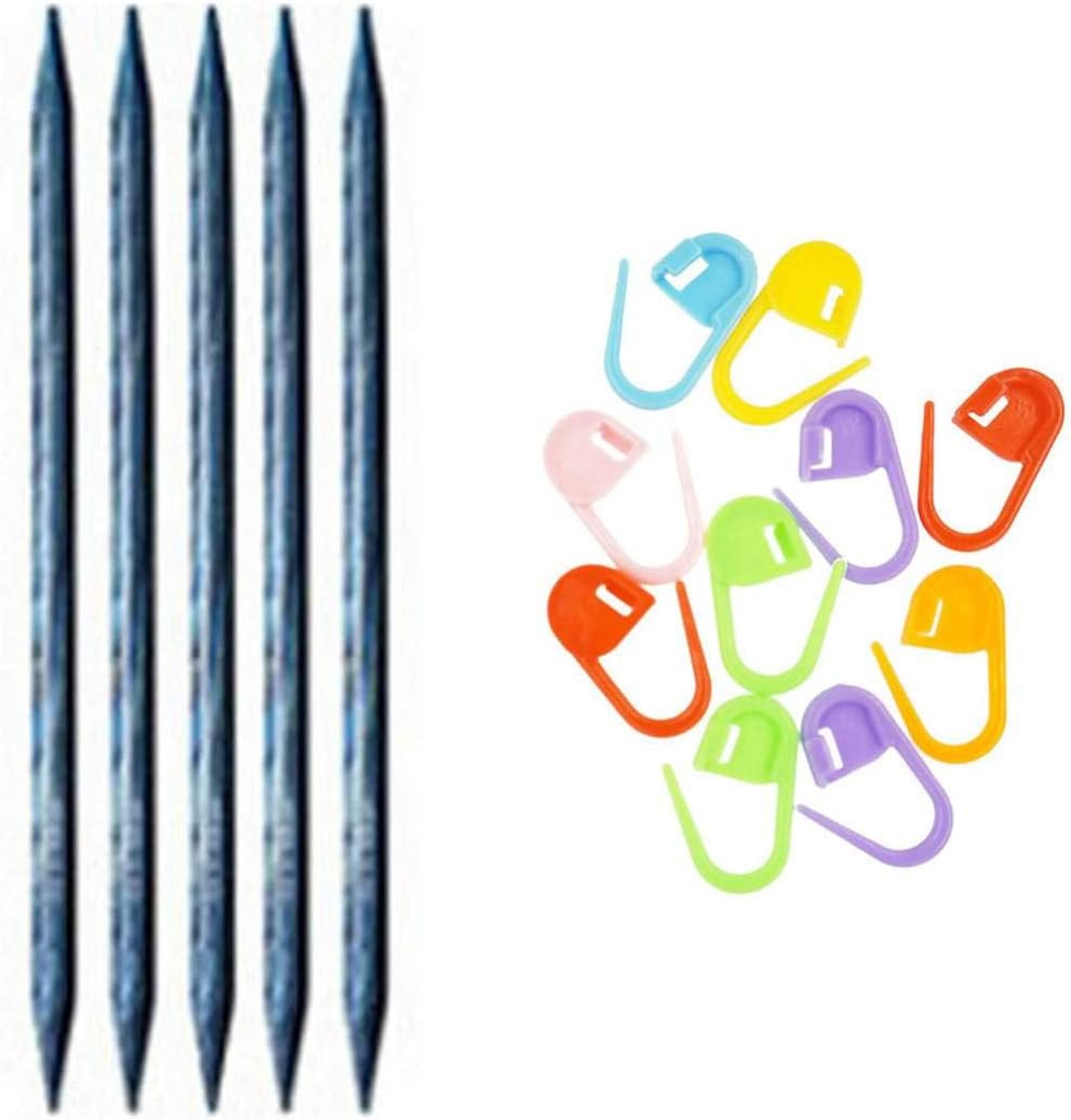 Knitter's Pride Knitting Needles Dreamz Pointed Today's only 8 Double inc Soldering DPN