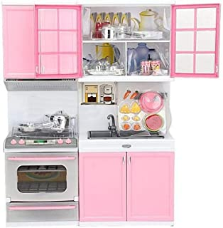 Amazon Com Toy Kitchen Sets 5 To 7 Years Kitchen Playsets Kitchen Toys Toys Games