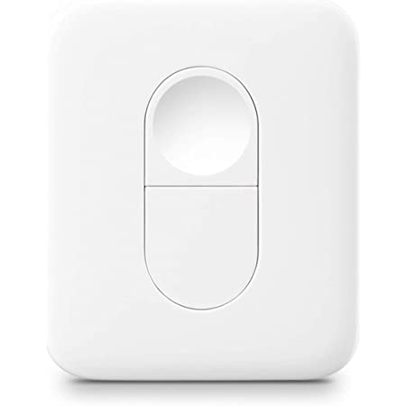 SwitchBot Remote One Touch Button - SwitchBot Bot and Curtain Compatible, Smart Home Easy to Control, Bluetooth Long Range 5.0