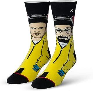 Odd Sox Breaking Bad Collection Crew Socks