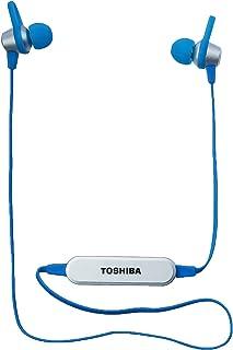 سماعات اذن لاسلكية من توشيبا، لون ازرق- Rze-Bt110E(L)