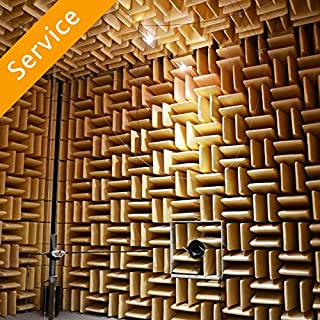 Acoustic Wall Panel Installation - Up to 100 Square Feet